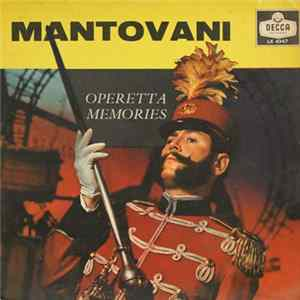 Mantovani And His Orchestra - Operetta Memories