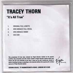 Tracey Thorn - It's All True