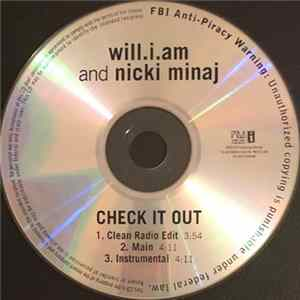 will.i.am And Nicki Minaj - Check It Out