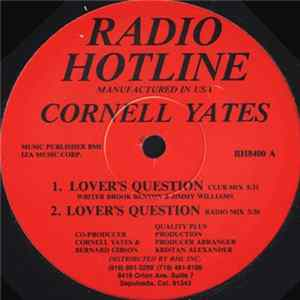 Cornell Yates - Lover's Question