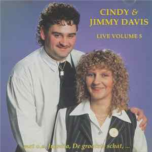 Cindy & Jimmy Davis - Live Volume 5