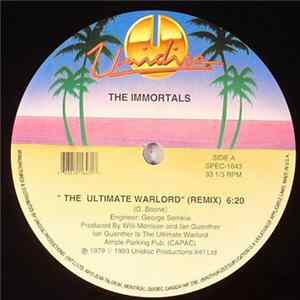 The Immortals - The Ultimate Warlord
