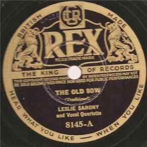 Leslie Sarony - The Old Sow / On Ilkla Moor Baht 'At