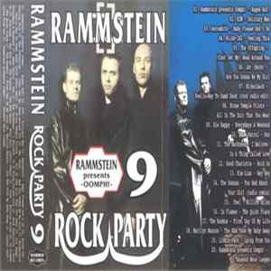 Various - Rammstein Rock Party 9