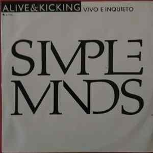 Simple Minds - Alive & Kicking