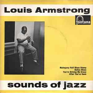 Louis Armstrong - Sounds Of Jazz