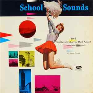 Northwest Cabarrus High School - School Sounds: 1968 Northwest Cabarrus High School, Concord, North Carolina